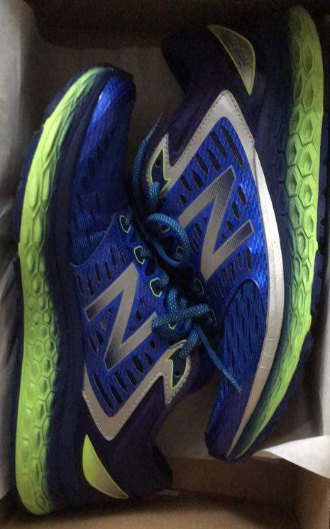 The New Balance 1080v6 unboxing