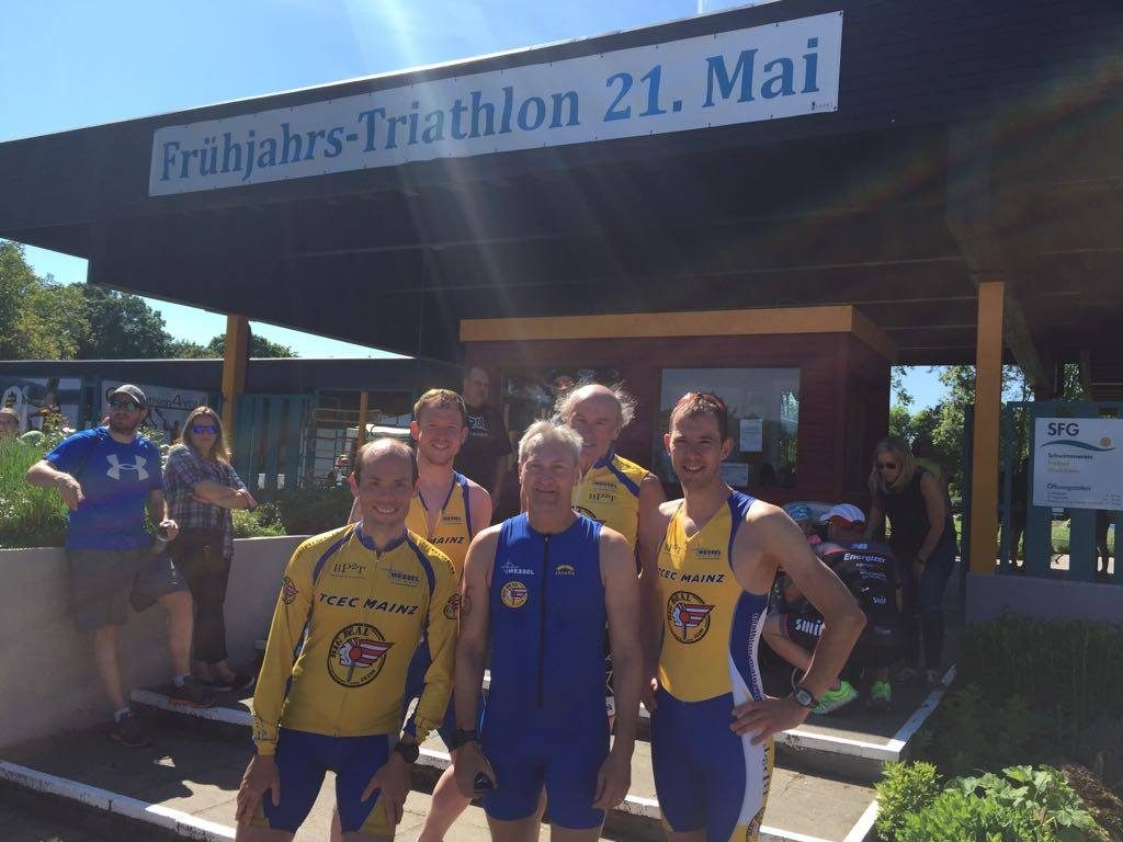 Week 9 Gimbsheim Triathlon